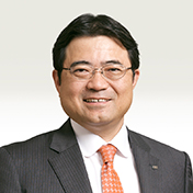 Chief Executive Officer Yamaya Yohiyuki